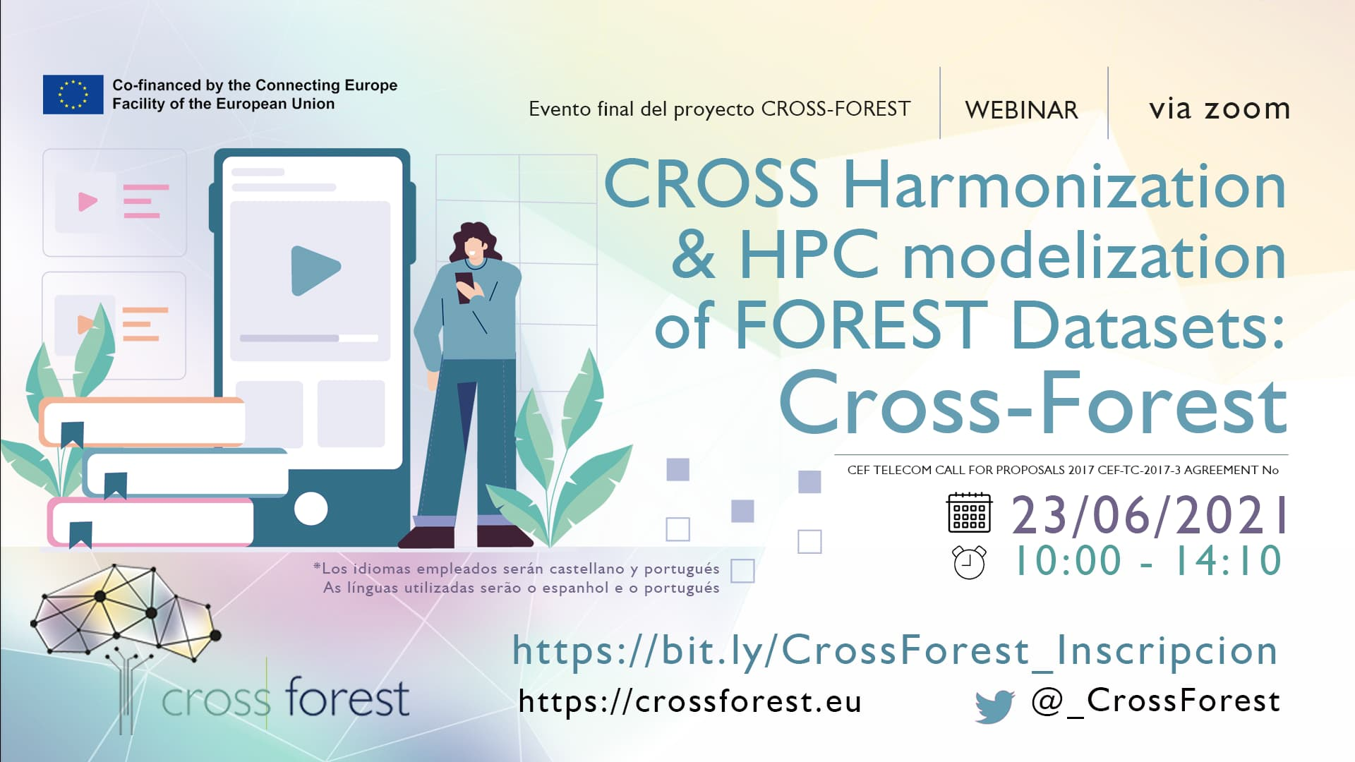 CROSS-FOREST Project closure event